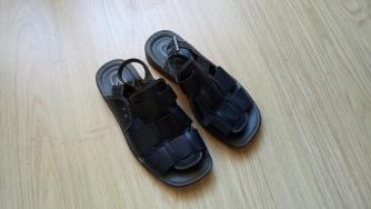 rockport sandálias