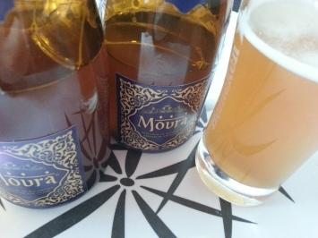 moura cerveja